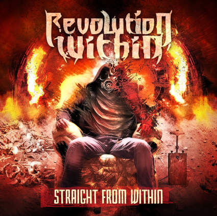 Revolution Within 'Straight From Within', crítica y portada