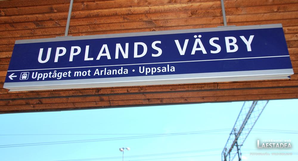 Ruta Rock sueca #4 Estocolmo (y III): Upplands-Väsby