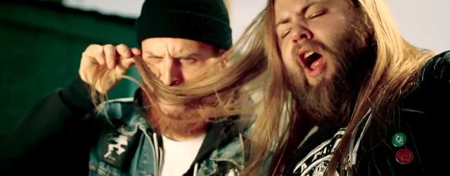 Cancer Bats y el vídeo de 'Briks and mortar'