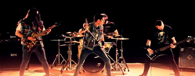 Nuevo vídeo de Agresiva, 'Hell town'