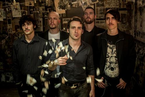 Obsidian Kingdom estrenan y comparten online su nuevo LP, 'Mantiis'
