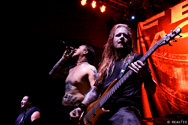 Crónica y fotos de Fear Factory, Devin Townsend en la Rock City (Valencia)
