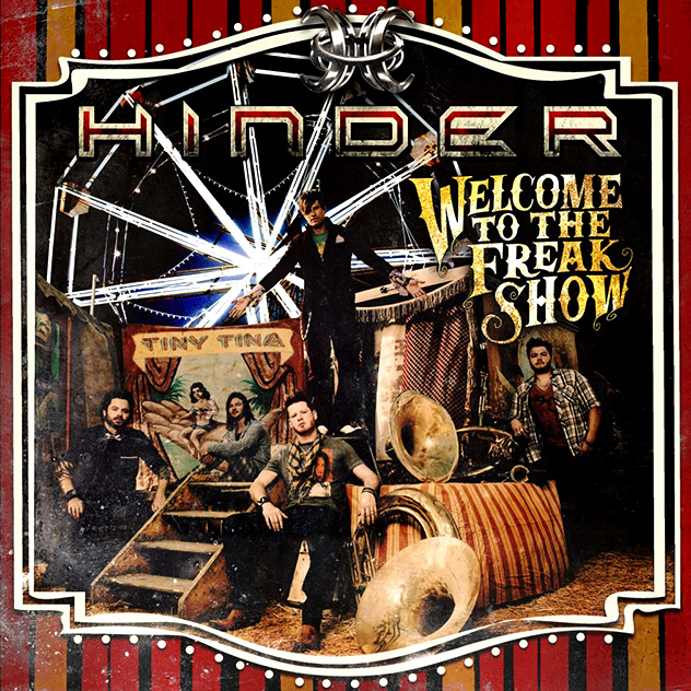 Hinder 'Welcome to the Freakshow'