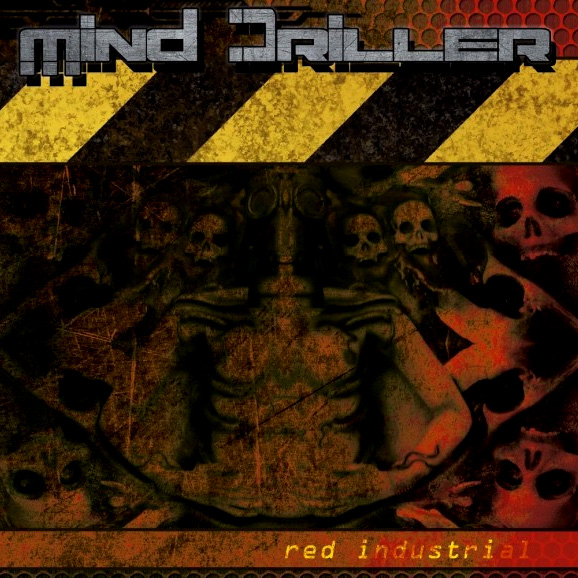 Mind Driller 'Red Industrial', crítica y portada