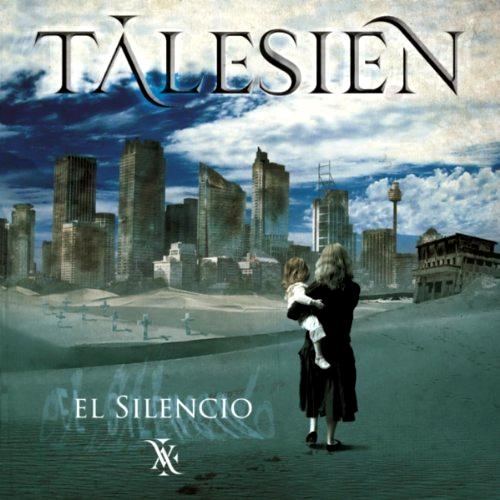 Talesien 'El Silencio', crítica y portada