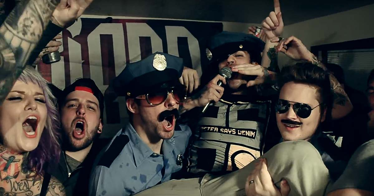 American Me y el vídeo de 'Kitchen Party Squad'