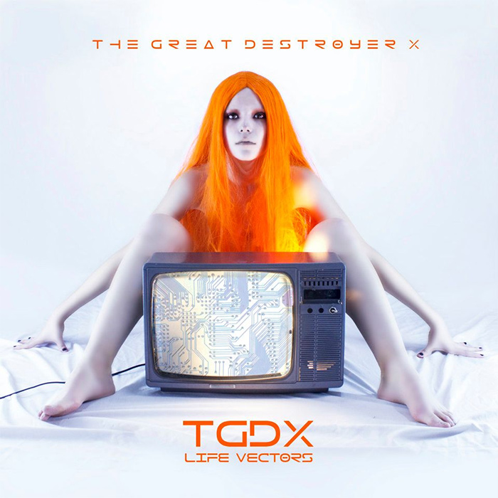 The Great Destroyer X 'Life Vectors'