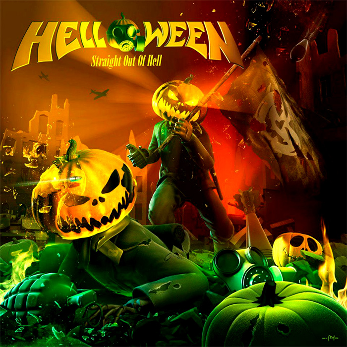 Helloween 'Straight Out of Hell'