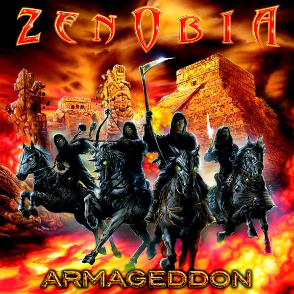 Zenobia 'Armageddon', crítica y portada
