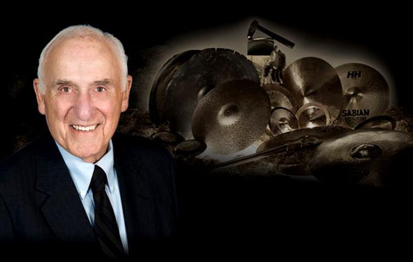 Fallece el fundador de la marca de platos Sabian