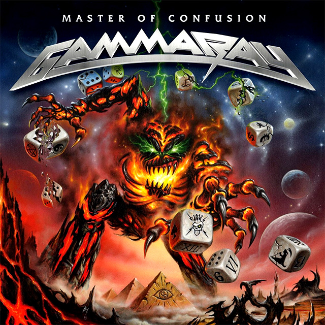 Gamma Ray 'Master Of Confusion'