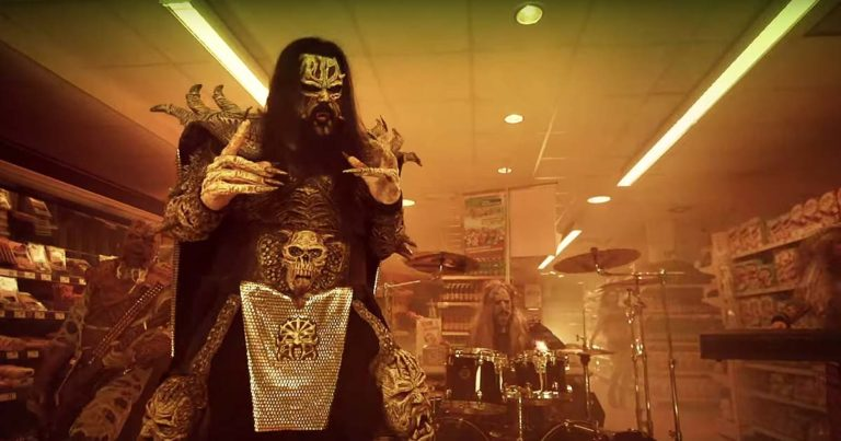Nuevo vídeo de Lordi, 'The riff'
