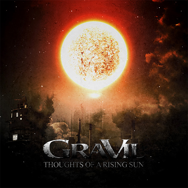GraViL 'Thoughts Of A Rising Sun'