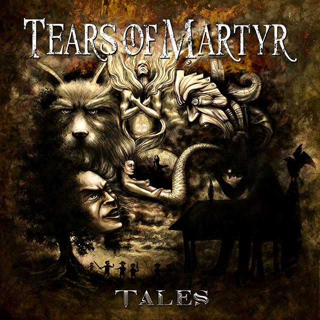 Tears of Martyr 'Tales', crítica y portada