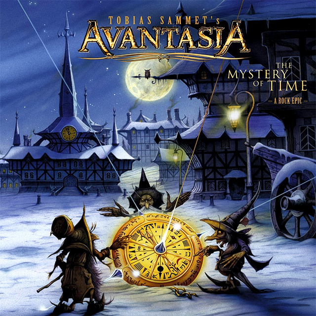 Avantasia 'The Mystery Of Time'