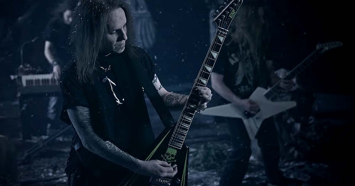 Children of Bodom y el vídeo de 'Transference'