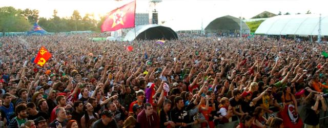 Viña Rock 2013, Jueves 2 de mayo