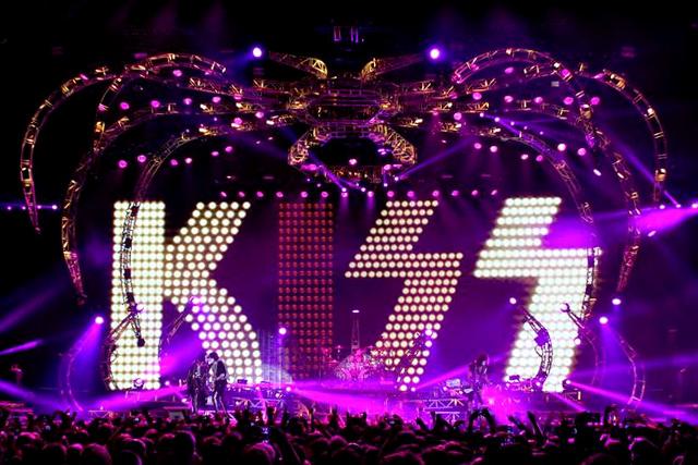 Crónica y fotos de Kiss en el Hartwall Arena de Helsinki
