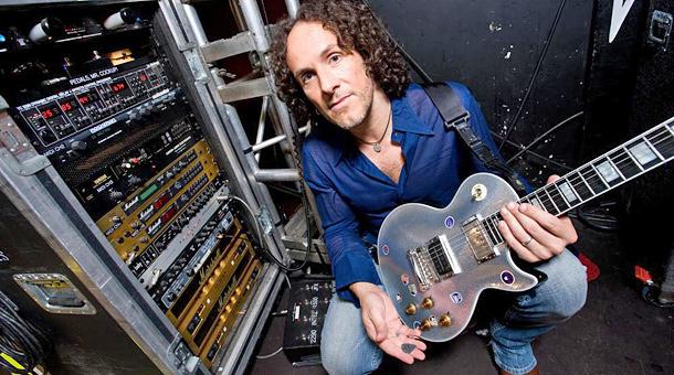 El guitarrista de Def Leppard, Viv Campbell, diagnosticado con cáncer