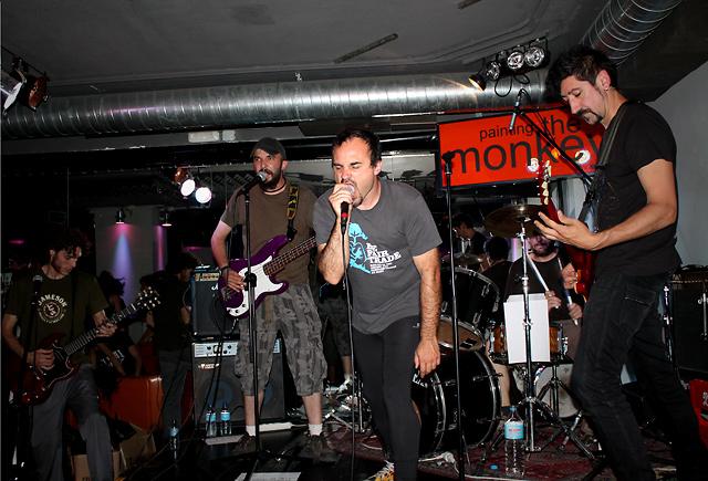 Crónica y fotos de Los Pollitos Recording, Mankomanos y The Skartes