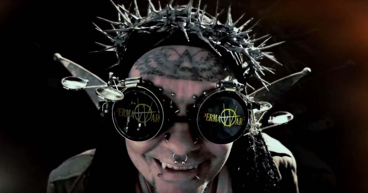 Ministry y el vídeo de 'PermaWar'