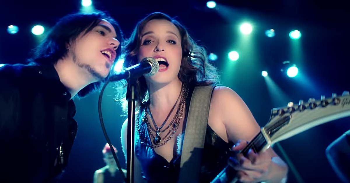 Halestorm y el vídeo de 'Here's To Us'