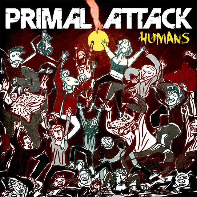 Primal Attack 'Humans'