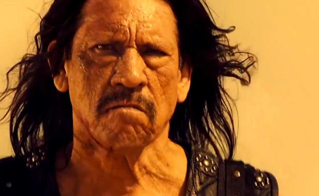 Trailer internacional de 'Machete Kills'