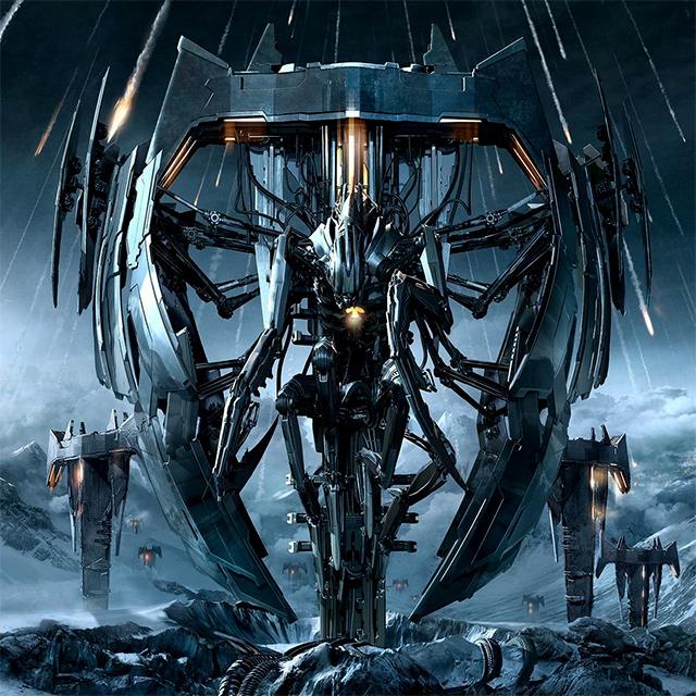 Trivium 'Vengeance Falls'