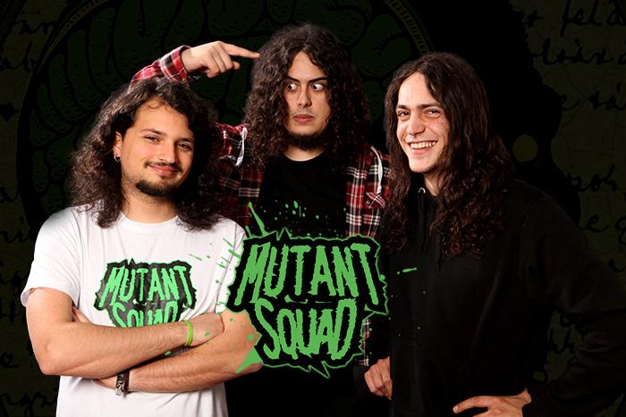 Entrevista con Mutant Squad