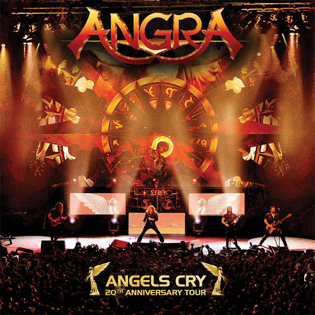Angra 'Angels Cry: 20th Anniversary Tour'