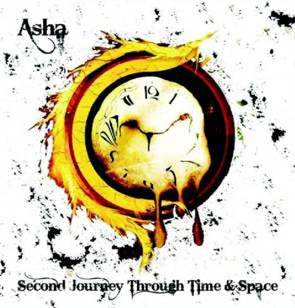 'Second Journey Through Time & Space' de Asha ya disponible