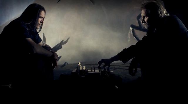 Nuevo vídeo de Poisonblack, Down The Ashes Rain