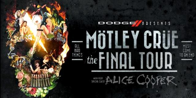 Todos los detalles del Final Tour de Motley Crue