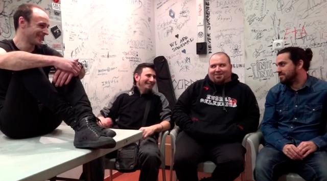 Entrevista en vídeo con Cuarto Oscuro – La Estadea: Rock & Metal