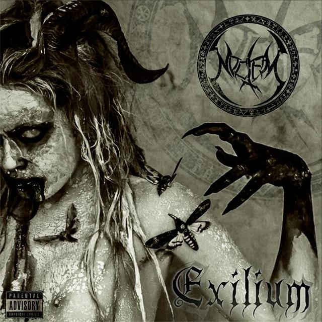 Crítica y portada de Noctem para Exilium