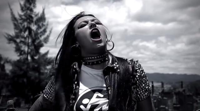Nuevo vídeo de Nervosa, Death