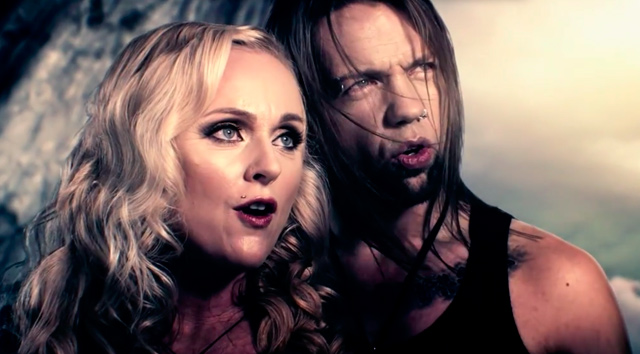 Nuevo vídeo de Týr, 'The lay of our love'