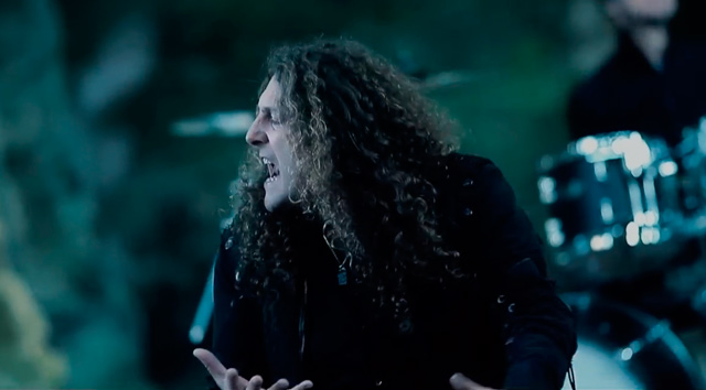 Rhapsody of fire y el vídeo de Dark Wings Of Steel