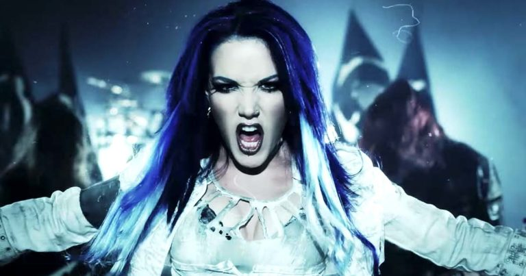 Arch Enemy y el vídeo de 'War eternal'