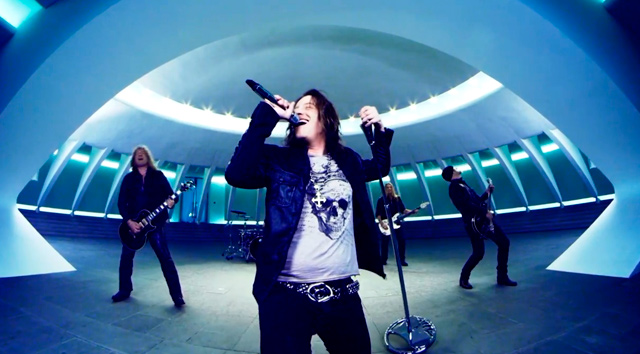 Nuevo vídeo de Gotthard, Feel What I Feel