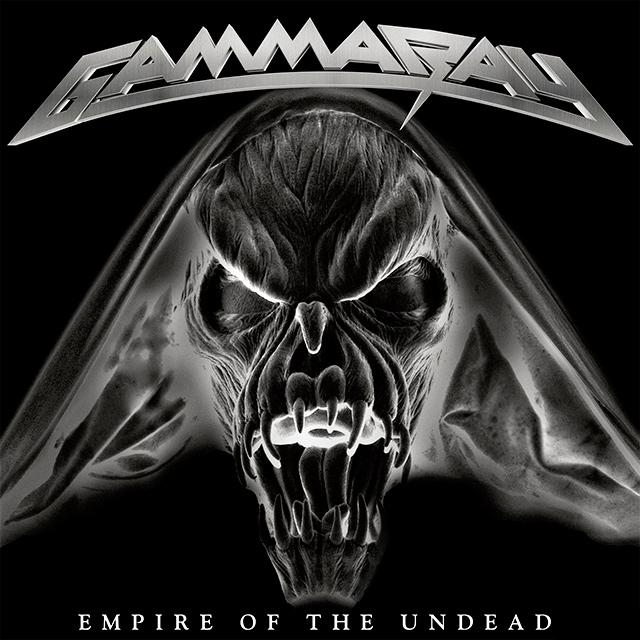 Crítica de Gamma Ray, 'Empire of the undead'