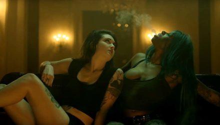 Black Stone Cherry y el vídeo de 'Me And Mary Jane'