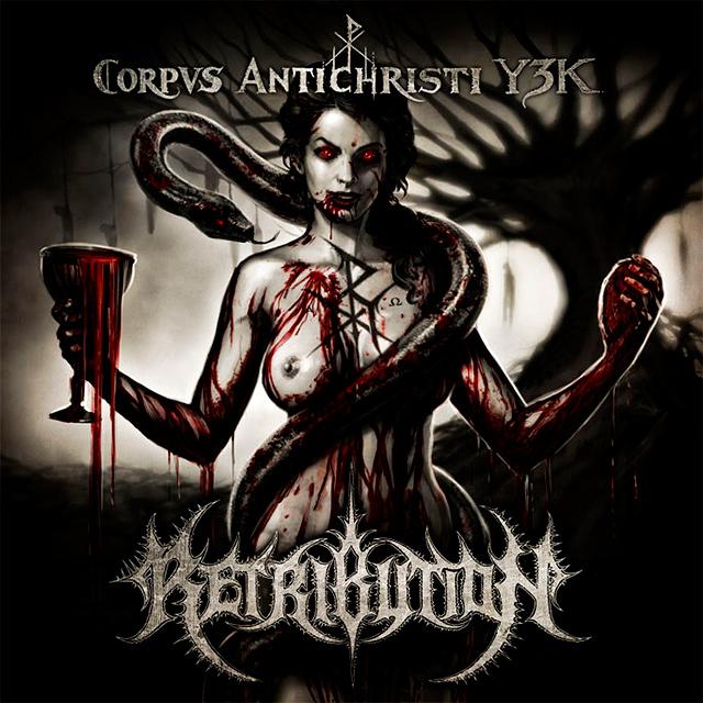 Portada y crítica de Retribution, 'Corpus Antichristi Y3K'
