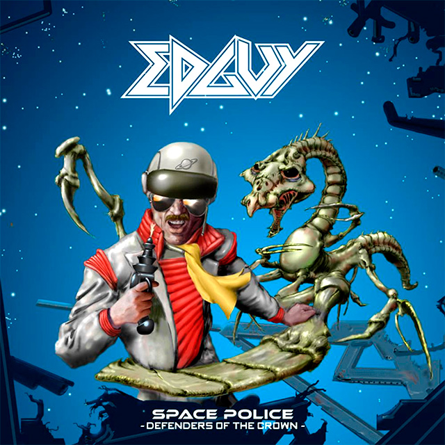 Crítica de Edguy, 'Space Police: Defenders of the Crown'
