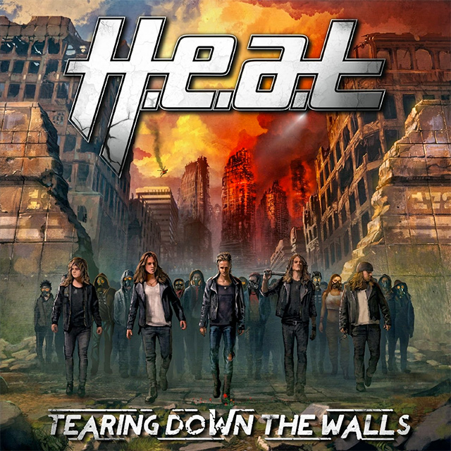 Crítica de H.E.A.T., 'Tearing Down The Walls'