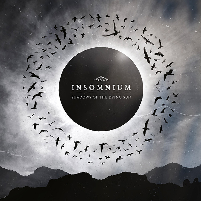 Crítica de Insomnium, 'Shadows of the dying sun'