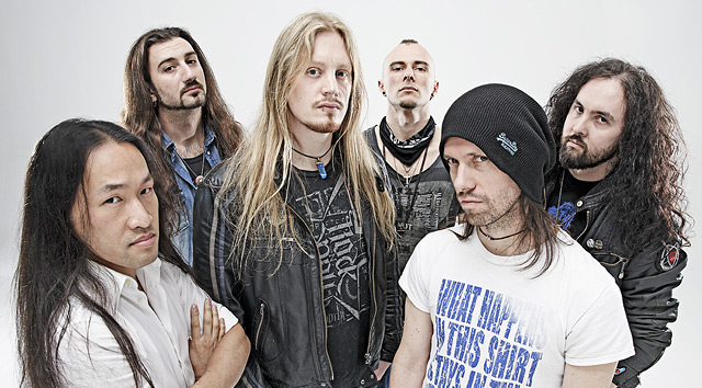 Entrevista con Sam Totman de Dragonforce