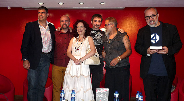 Entrevista con Díaz de Tuesta