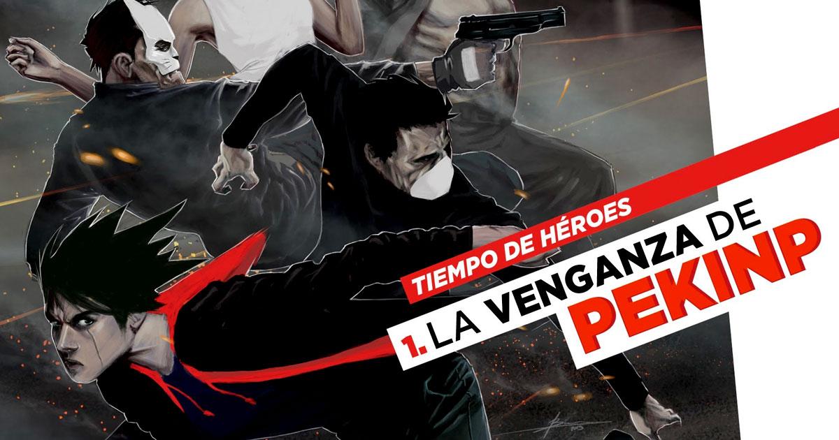 Abrimos 'Tiempo De Héroes'